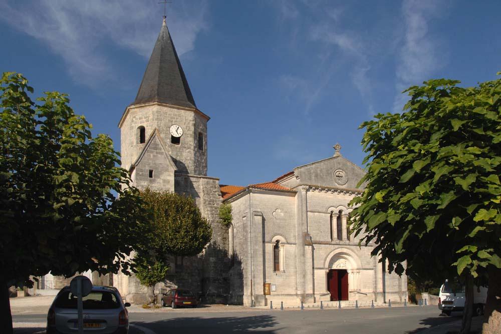 église St. Fort de St. Aigulin