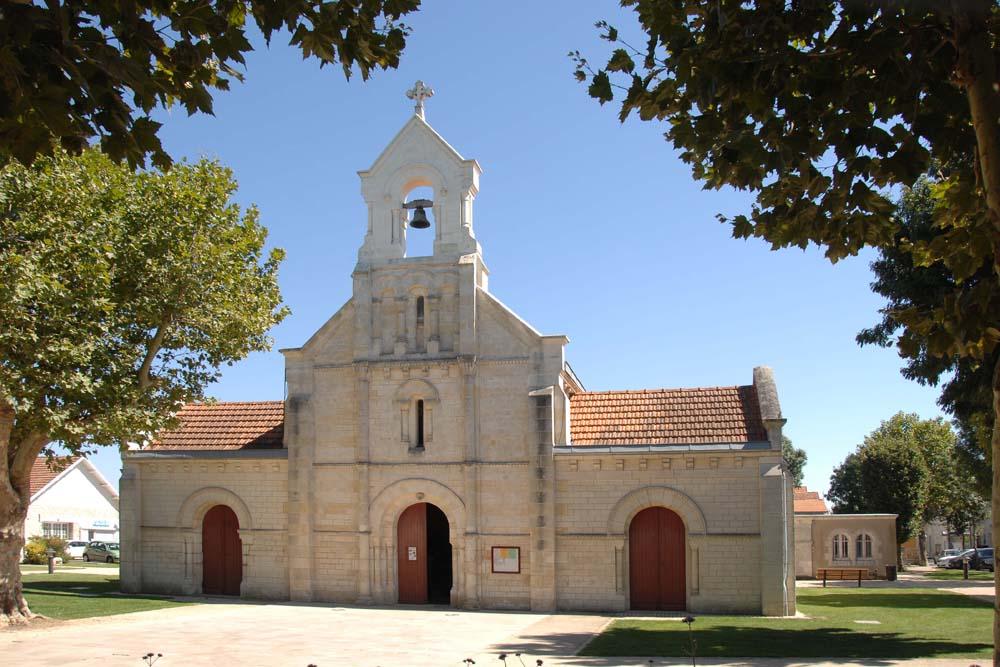 église Sainte Madeleine de Chatelaillon-Plage